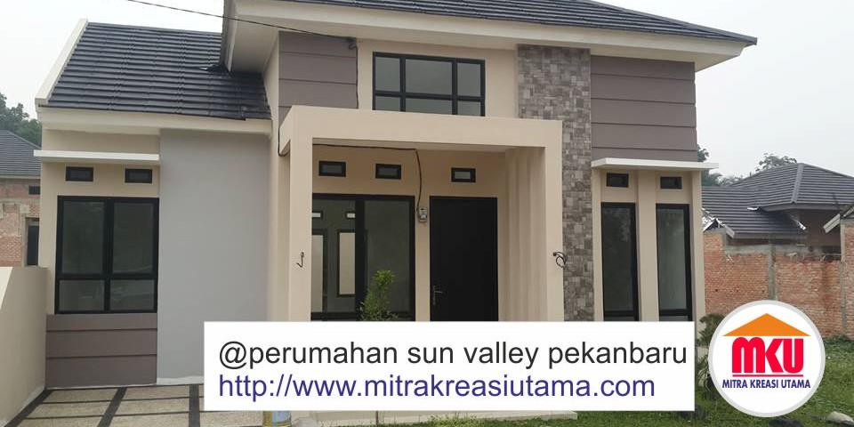 perumahan sun valley pekanbaru