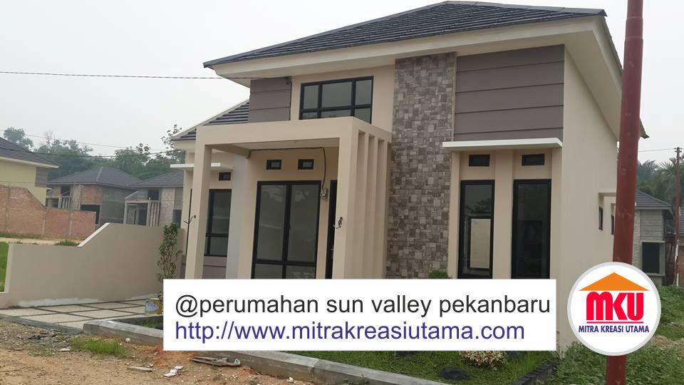 perumahan sun valley pekanbaru2