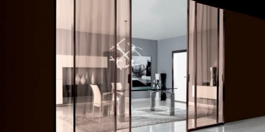 sliding door aluminium
