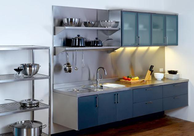 Alasan Kenapa Kitchen Set Aluminium Lebih Menguntungkan
